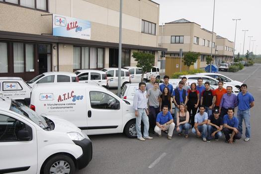 Atic Gas Staff